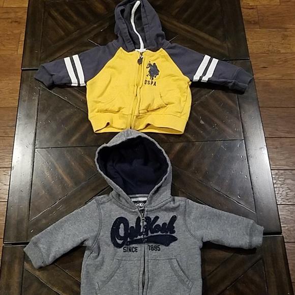 Polo by Ralph Lauren Other - Boys zip up sweatshirts